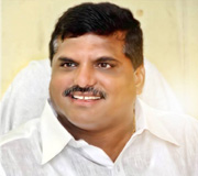 Minister for Municipal administration, Andhra Pradesh - Botsa Satyanarayana, Invitee of Nata 2020 Atlantic City