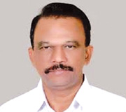 MP - Ongole - Magunta Srinivasulu Reddy, Invitee of Nata 2020 Atlantic City
