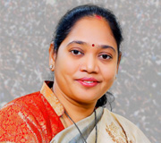 Home Minister, Andhra Pradesh - Mekathoti Sucharitha, Invitee of Nata 2020 Atlantic City
