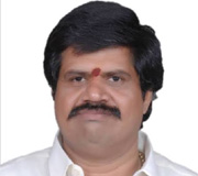 Minister for Tourism and Culture - Andhra Pradesh - Muthamsetti Srinivasa Rao (Avanti Srinivas), Invitee of Nata 2020 Atlantic City